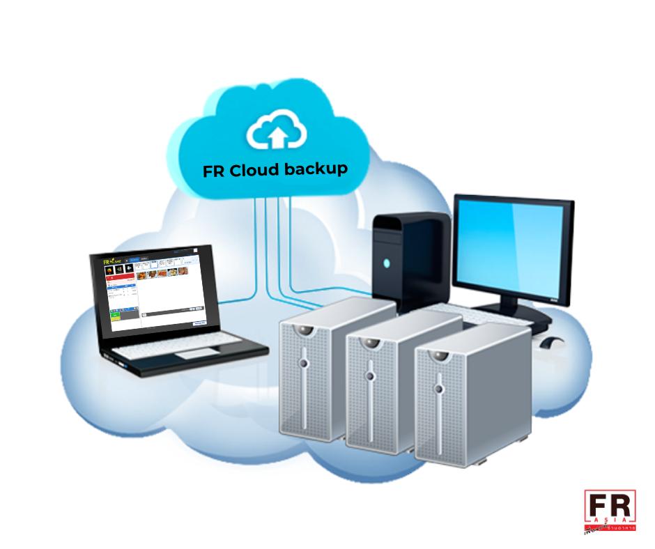 FR Cloud บริการระบบสำรองข้อมูลขึ้น Cloud ให้ร้านไม่มีสะดุด